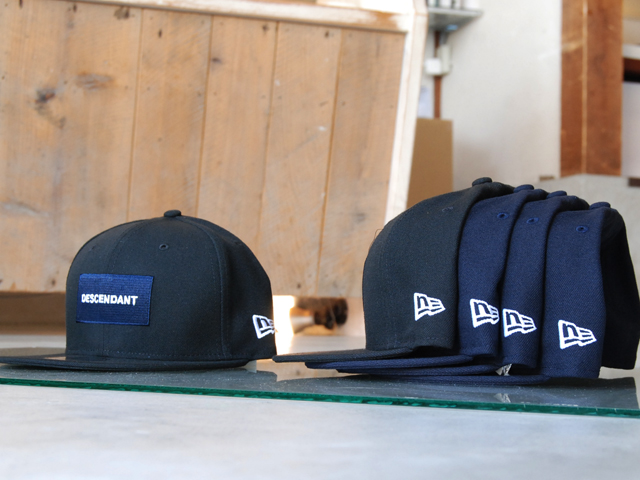 DESCENDANT(ディセンダント)/BOX / 9FIFTY NEW ERA CAP