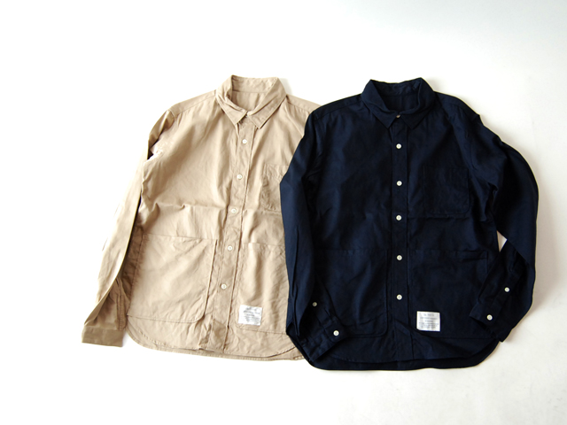 COMMONO reproducts WORKERS(コモノ リプロダクツ ワーカーズ)/CARPENTER SHIRTS