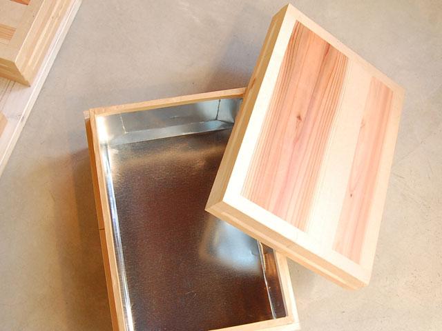 東屋/茶箱