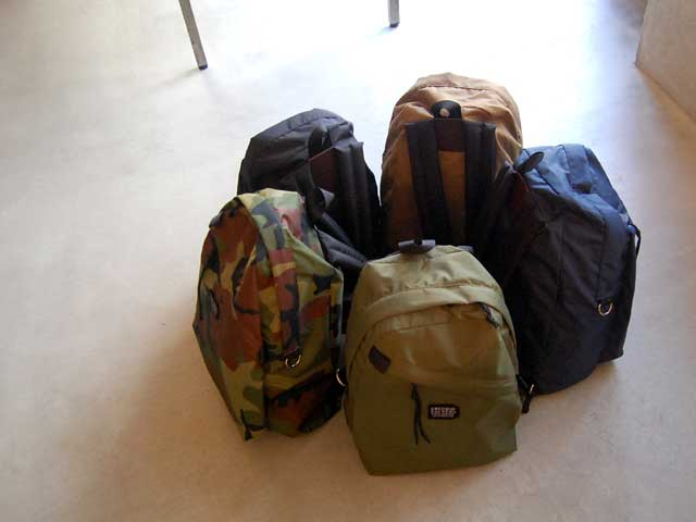 FREDRIK PACKERS(フレドリック パッカーズ)/EXPEDITION PACK