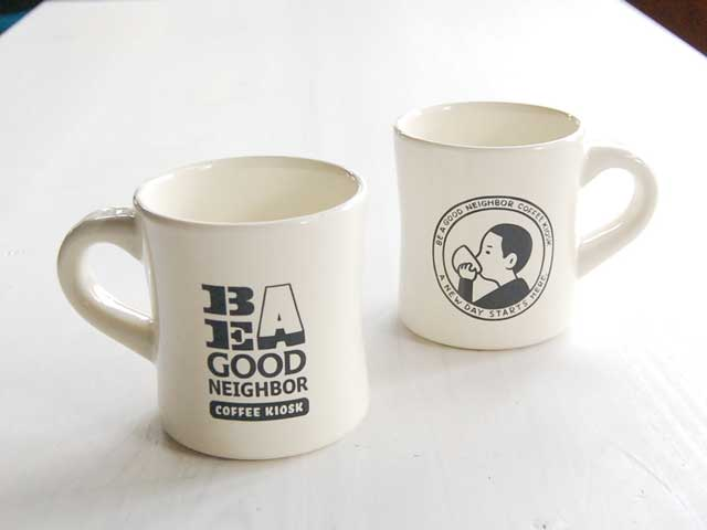 LANDSCAPE PRODUCTS/Be A Good Neighbor KIOSK Mug