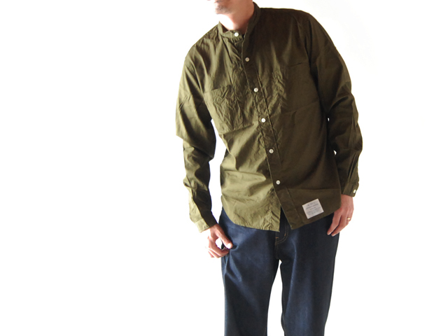 COMMONO reproducts WORKERS(コモノ リプロダクツ ワーカーズ)/WORKERS STAND SHIRTS