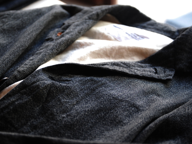 COMMONO reproducts(コモノ リプロダクツ)/DR.COAT(CHARCOAL)