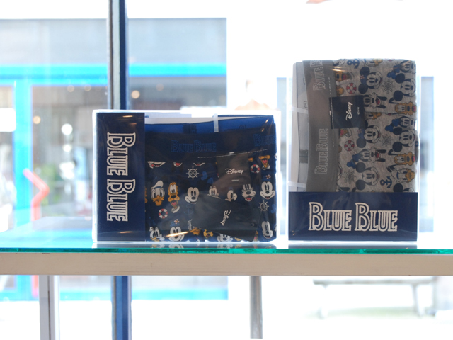 BLUE BLUE(ブルー ブルー)/DISNEY・BLUEBLUE ボクサーブリーフ