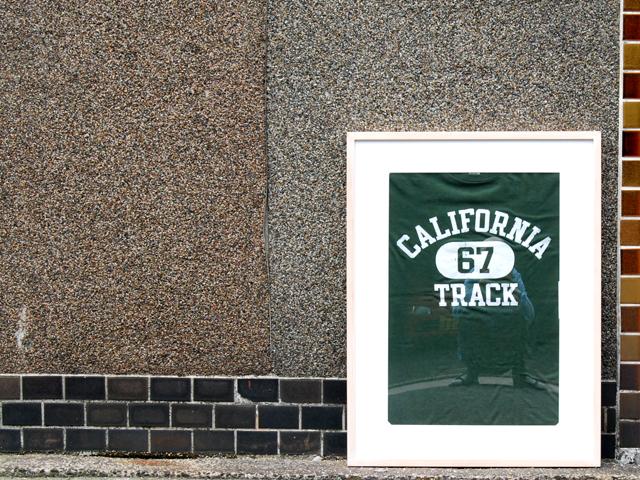 HOLLYWOOD RANCH MARKET(ハリウッドランチマーケット)/CALIFORNIA TRACK Tシャツ