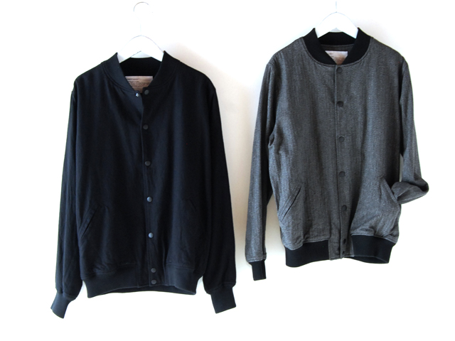 COMMONO reproducts(コモノ リプロダクツ)/SNAP BLOUSON CL