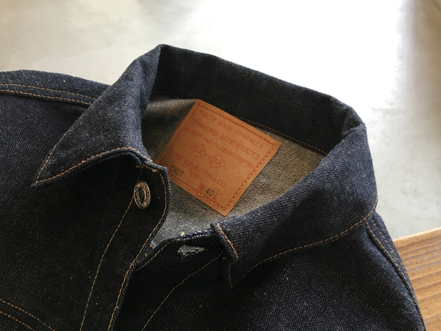 COMMONO reproducts(コモノ リプロダクツ)/507 DENIM JACKET