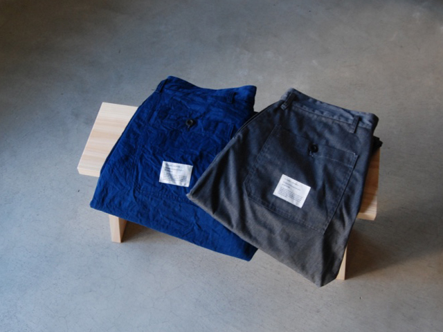 COMMONO reproducts WORKERS/WORKERS PANTS