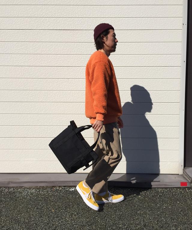 TEMBEA/TOTE BAG SMALL