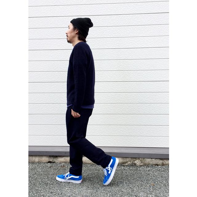 BLUE BLUE JAPAN(ブルー ブルー ジャパン)/インディゴ41カーキ