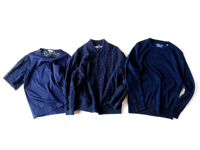BLUE BLUE JAPAN/NEW ITEM