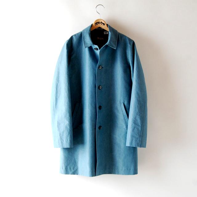 BLUE BLUE JAPAN/インディゴTCウェザーコート