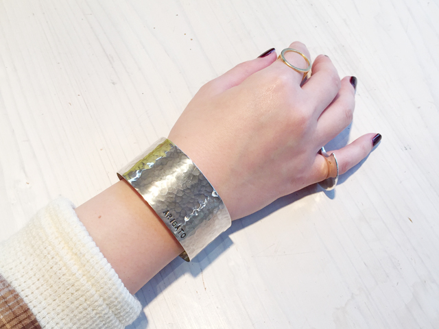 GAIJIN MADE/BANGLE