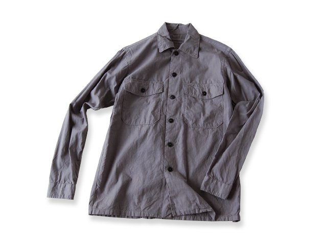 COMMONO reproducts/DOUBLE POCKET SHIRT