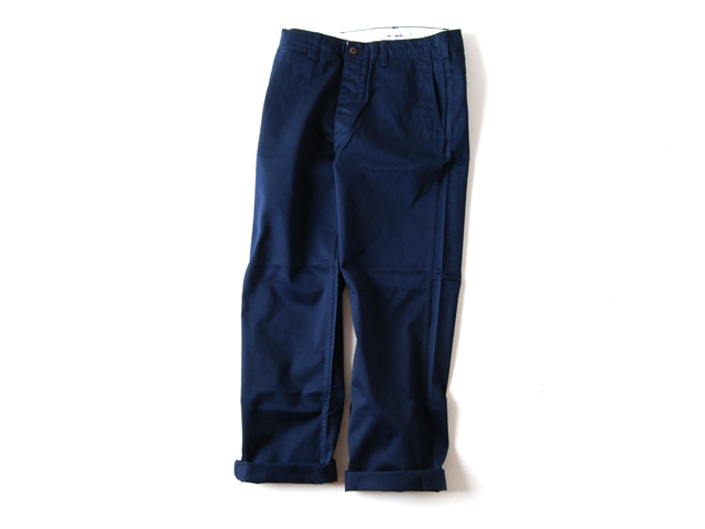 COMMONO reproducts/CHINO TROUSERS