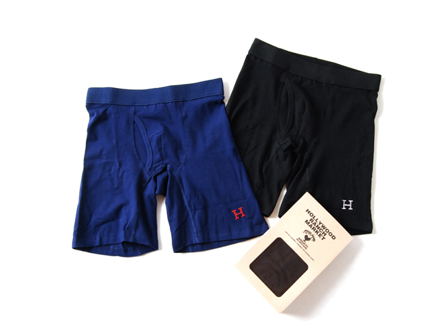 HOLLYWOOD RANCH MARKET/HRM LONG BOXER BRIEF