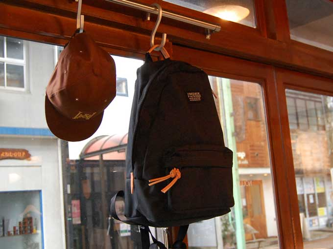 FREDRIK PACKERS/500D DAY PACK