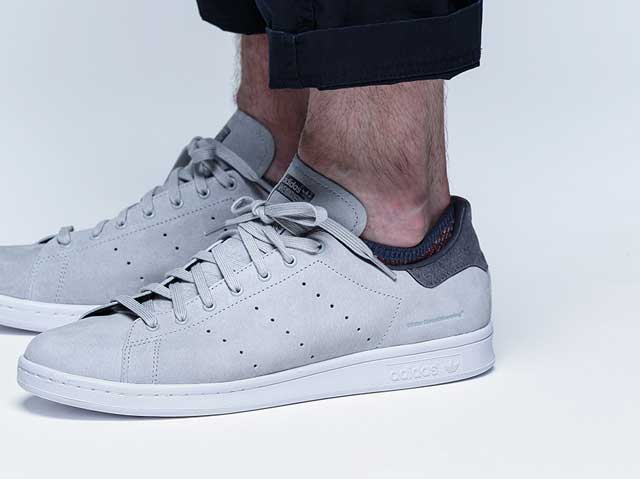 new style 9ba7c a87ff White Mountaineering×adidas Originals [Stan Smith ...